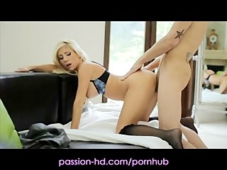 Passion-HD Cheating Housewife Dressed For Pleasure