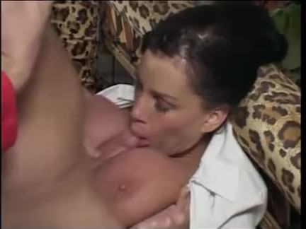A hot MILF knows what to do with his cock