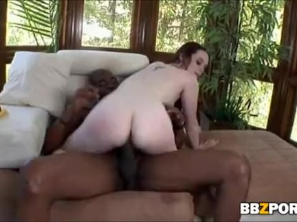 Huge boobs Tessa Lane fucks jumbo cock