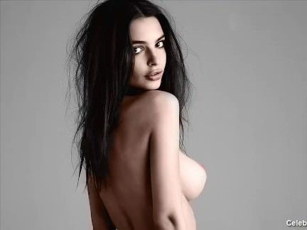 Emily Ratajkowski Leaked Nude Selfie Video And Shaved Pussy Photos
