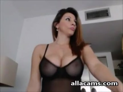Sensual milf with bigtits