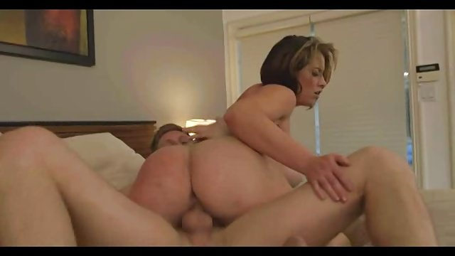 Hot Mom For Young Boy