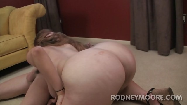 Marsha Thick Hairy Stripper with Big Tits and Chubby